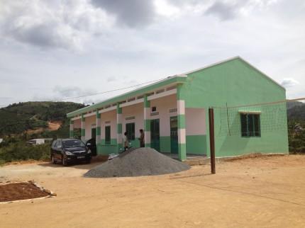 ベトナム少数民族のための小学校